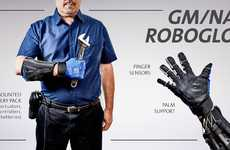 Grip-Boosting Gloves