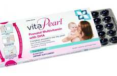 Child-Resistant Prenatal Vitamins - vitaPearl Multivitamins are Securely Stored in Locking Packages