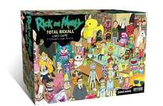 Cult Cartoon Card Games - The Rick and Morty Total Rickall Card Game Targets Die-Hard Fans