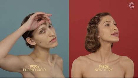 Evolving Beauty Comparisons