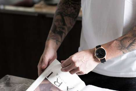squarestreet's 'Aluminum' Watch Collection is Light as a Feather
