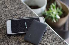 Wallet-Tracking Cards - Leif is a Wireless Smart Card that Digitally Keeps Track of Billfolds