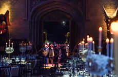 Wizardly Breakfast Experiences - The 'Breakfast at Hogwarts' Experience Lets Fans Dine Like Wizards
