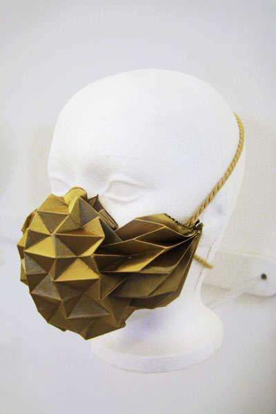 3D-Printed Face Masks