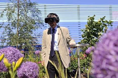 Charitable Virtual Gardens