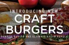 Grass-Fed Restaurant Burgers - Chili's Now Offers Two Craft Burgers Made from Antibiotic-Free Beef