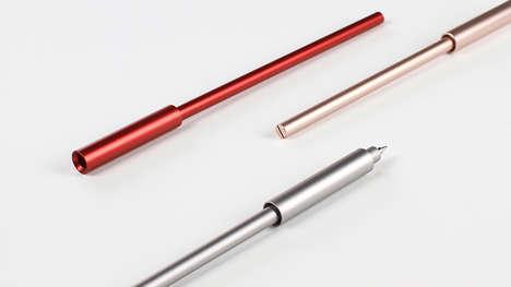 Minimalistic Pencil Pens
