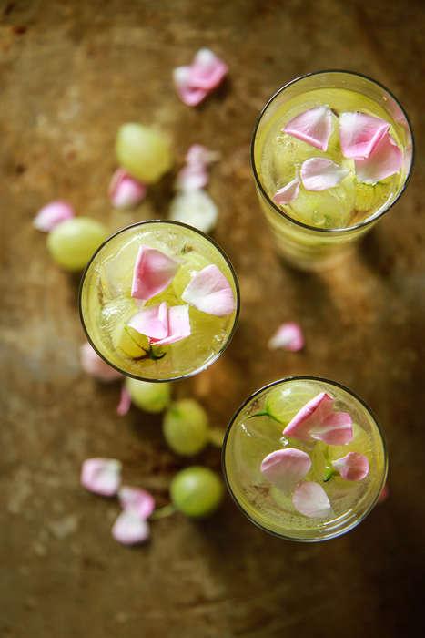 Thorny Elderflower Cocktails