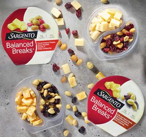 Nutritionally Balanced Snacks - The New Balanced Breaks Snacks are Made for Nutritious Snacking