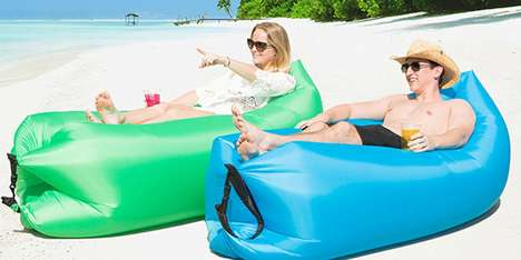Hammock-Inspired Inflatables