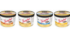 Single-Serve Ice Creams - These Premium Ice Cream Pots are Made for Small Indulgences