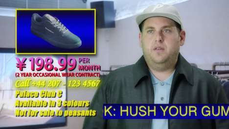 Awkward Sneaker Commercials