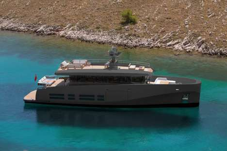 Opulent Luxury Yachts