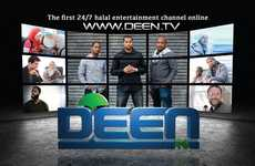 Halal Streaming Services - Deen TV is a Halal Entertainment Channel for Muslim Viewers