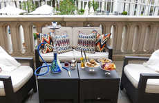 Eid-Themed Hotel Packages - The Villa Kennedy in Frankfurt Caters to Luxury-Loving Muslim Travelers