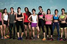 Athletic Female Empowerment Ads - Nike's New Ad Features an All-Female Cast of Indian Athletes