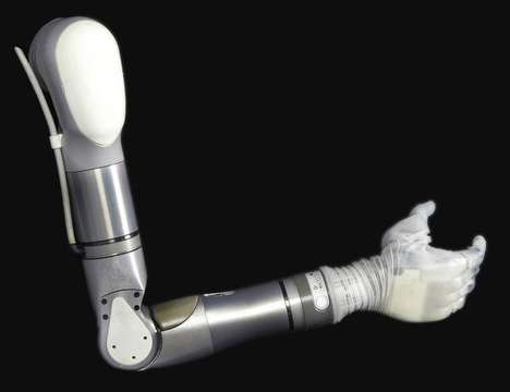 Thought-Controlled Bionic Arms
