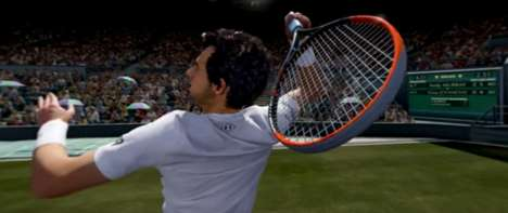 Virtual Tennis Experiences