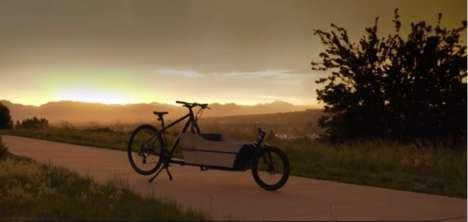 Cargo-Hauling Bike Attachments