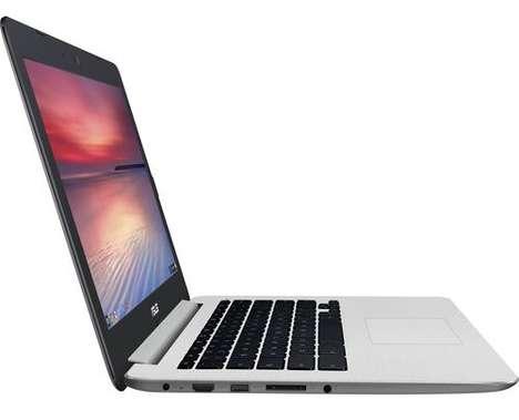 Powerfully Backlit Laptops