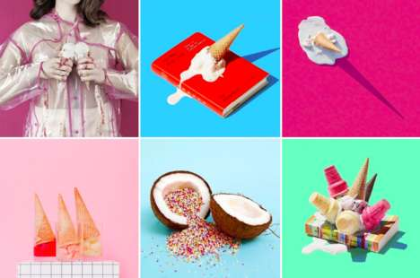 Creamy Dessert Museums - The Museum of Ice Cream Explores the Treat's History Using Sensory