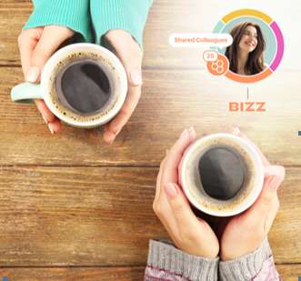 Female-Friendly Networking Apps - The Bumble BIZZ App Introduces Women To Careers Of Interest