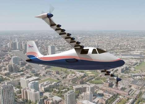 Quiet Electric Aeroplanes