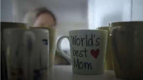 Caffeinated Mom Commercials