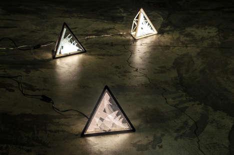 Prismatic Floor Lamps