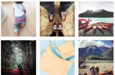 Virtual Fashion Showrooms - Roots Canada Lets Consumers Shop Clothing Featured in Its Instagram Page