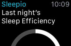 Professorial Sleep Apps - The Sleepio App Uses a Virtual Professor to Manage Your Sleep
