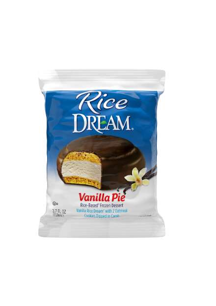 Frozen Cookie Sandwiches - This Non-Dairy Dessert Boasts a Rice-Based Ice Cream Filling