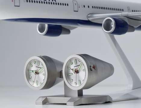 Jet Engine Chronographs