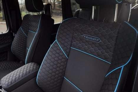 Carbon Fiber SUVs