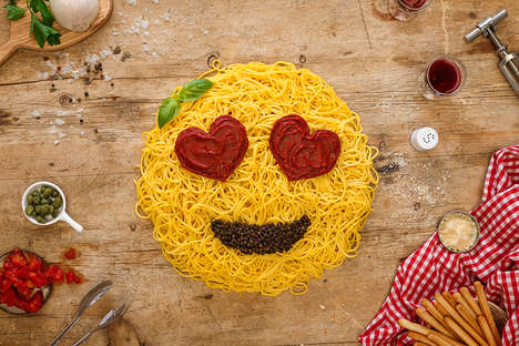 Edible Emoji Artwork