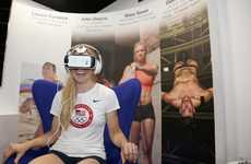 Olympian VR Experiences - Samsung Users Will Be Able to See the Olympics in Virtual Reality