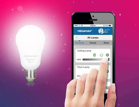 Connected Smartphone Lightning