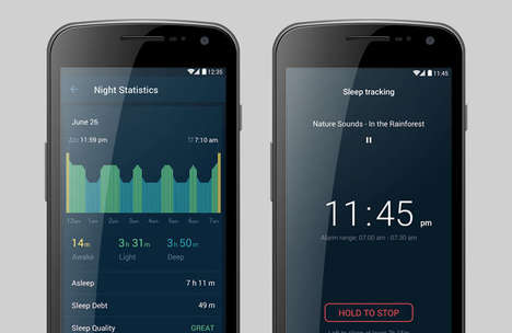 Goal-Setting Alarm Apps