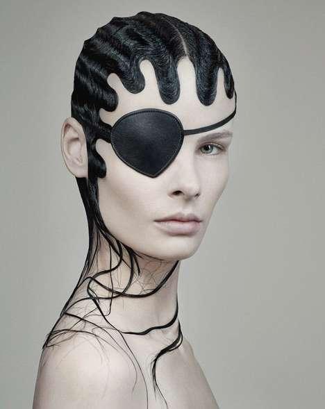 Transformative Hair Photography