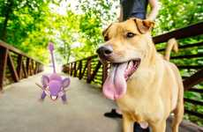 Anime-Inspired Dog Walks