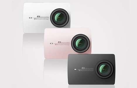 Crisp-Capture Cameras