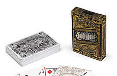 Contraband Playing Cards - This Card Deck Set Takes Inspiration From Banned Products in The U.S.