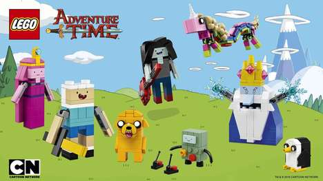 Cartoon Network LEGOs