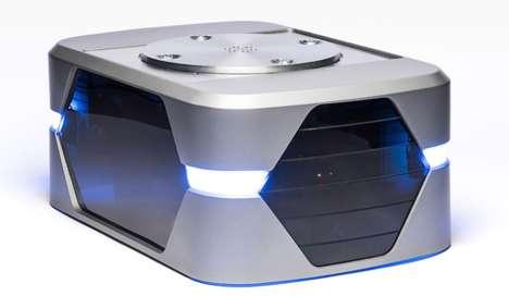 Energetic E-Fulfilment Robots