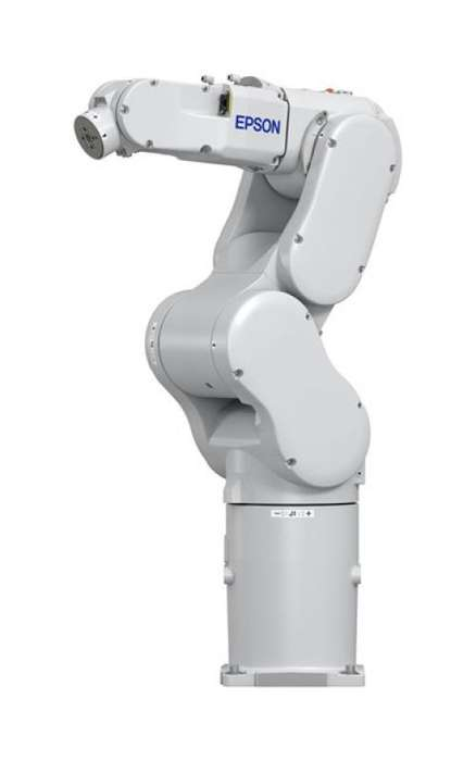 Slender Six-Axis Robots