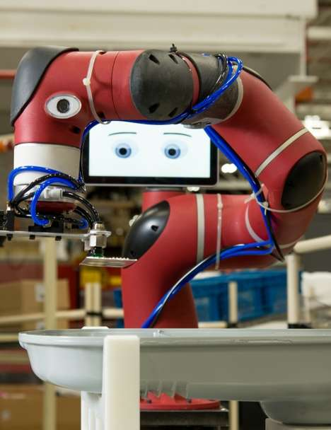 Smart Electronics Manufacturing Robots