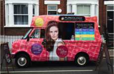 Hair Consultation Trucks - Pureology's Roadshow Shares Complimentary Consultations and Samples