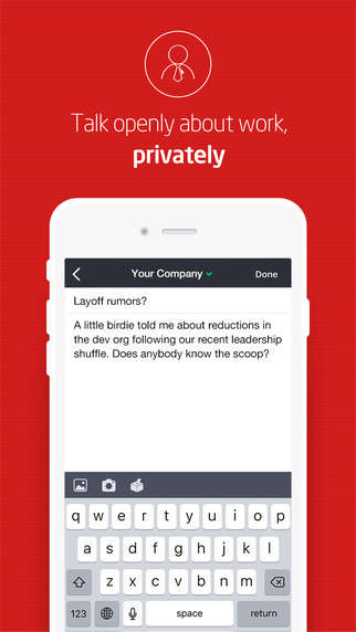 Anonymized Workplace Apps - This Anonymous App Helps You Complain About Work With Colleagues