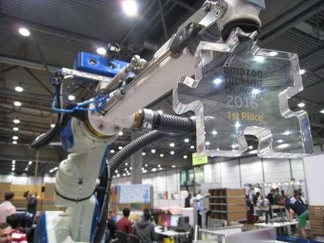 Industrial Warehouse Robots