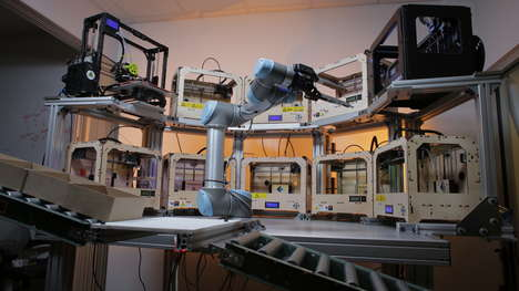 Robotic Printing Systems